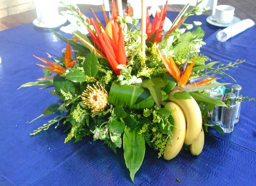floraldecorationswithbananas