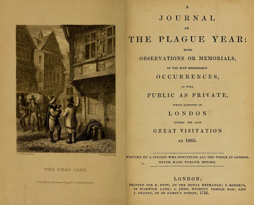 Defoe:  Journal of the Plague Year